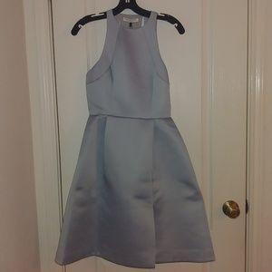 Designer Halston dress
